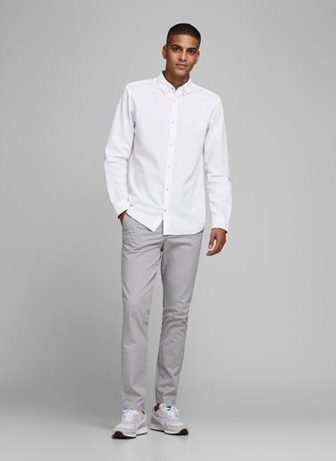 Jack & Jones Jack & Jones 12163855 Gömlek Beyaz